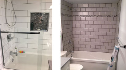 Bathroom Renovations Springridge Construction