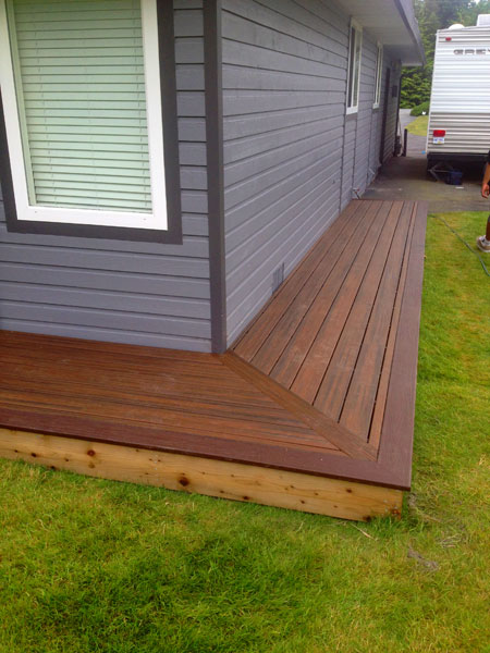 Deck 2015 - corner view